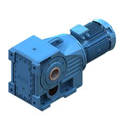 Motoriduttore ad assi ortogonali / a ingranaggi conici (Serie IRK) - 2